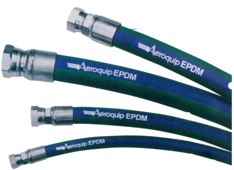 Fc611 Single Wire Braid Epdm Hose