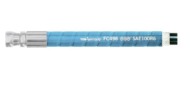 Aeroquip Fc498 Aqp Textile Braid