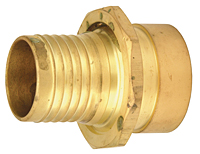 Internally Expanded Permanent Coupling Grooved
