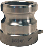 Dixon Adapter for Welding