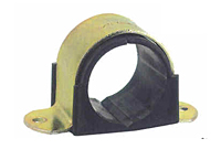 Omega Series™ Cushioned Clamps