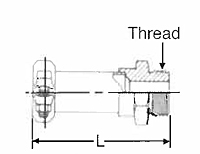 NPTF Thread Joint for Inch-Size Tube-2