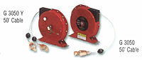 Series G Static Discharge & Grounding Hose Reels