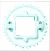 Sprockets for Habasit Plastic Modular Belts (M2500 - 2)