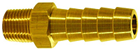 Brass Barbed Male Insert