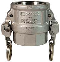 EZ Boss-Lock Type D Coupler