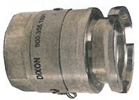Dry Quick Dsconnect Adapter x female NPT with FKM (FPM) seals