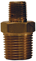 Threaded Reducer Hex Nipple