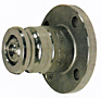 Dry Break Cam & Groove Adapter x 150# ASA flange