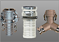Industrial Hose Fittings, Couplings & Clamps