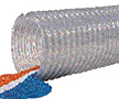 Tigerflex Series WT and WE PVC Material Handling Hose