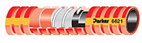6621 X-treme Plus SF Silicone Series Hose
