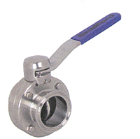 B5104 Clamp End Butterfly Valve