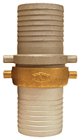 King Short Shank Couplings NPSM