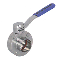 B5104 Weld End Butterfly Valve