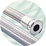 APFOS Stainless Steel Overbraid PTFE Hose